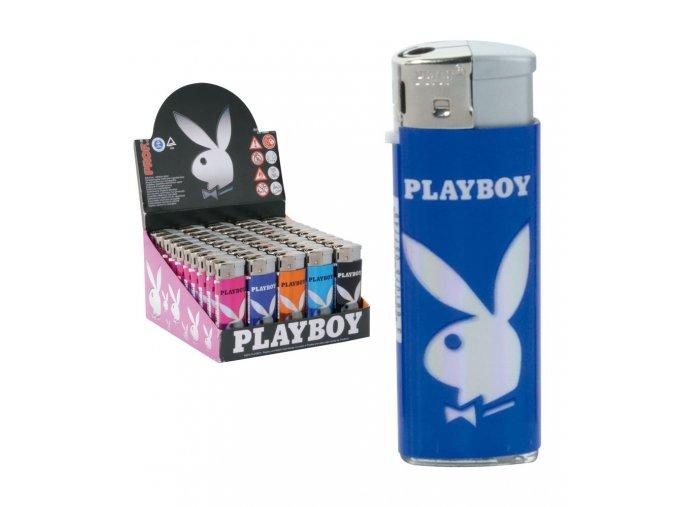 Zapalovač PLAYBOY MINI Blue