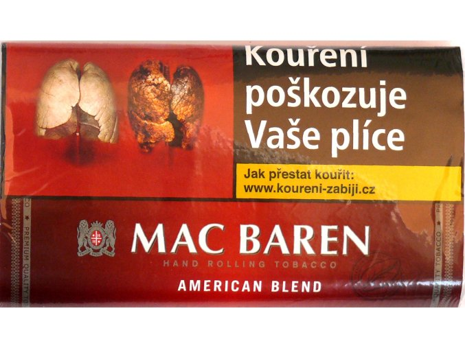 Mac Baren American Blend 30g