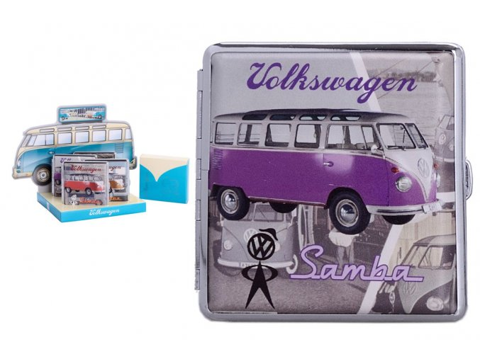 Tabatěrka VW RETRO SAMBA 01