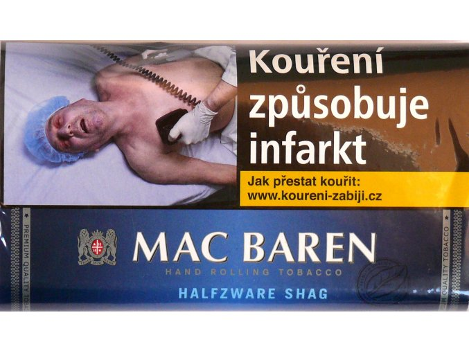 Mac Baren Halfzware 30g