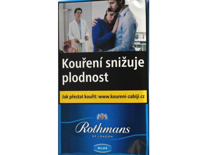 Rothmans Blue 30g (MOC 111Kč)