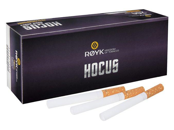 Dutinky HOCUS 200 (stejné filtry jako Marlboro)