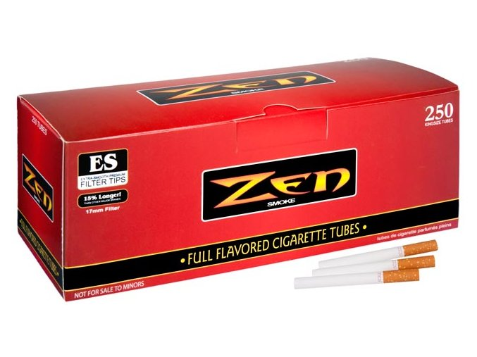Dutinky ZEN Full Flavor 250 - filtr 17mm
