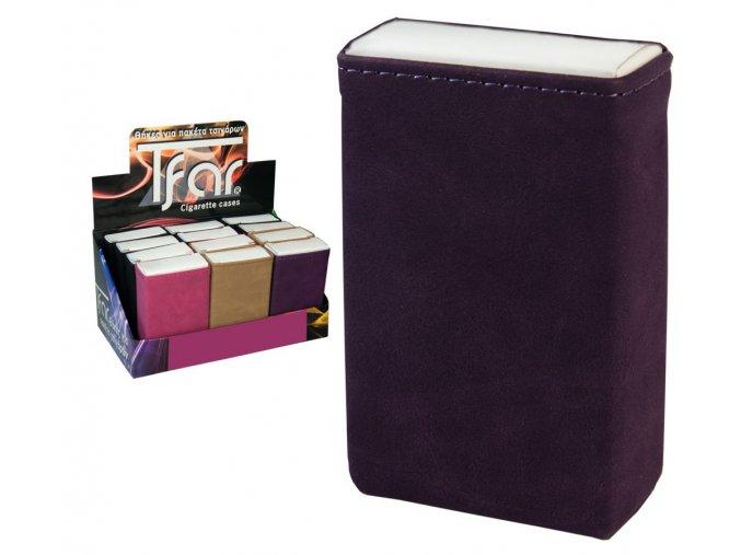 Koženkové pouzdro na měkké krabičky COLOUR 02