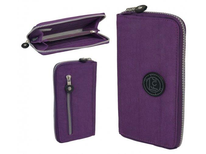wallet textile colour 013
