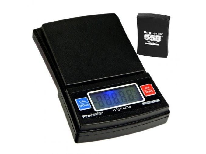 Digitální váha 555g x 0,1g