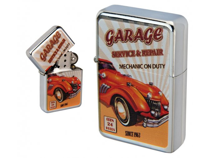 oil lighter retro car 042