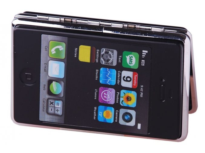 case long smartphone white 020