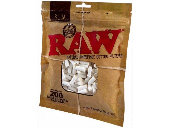 Slim filtry RAW 200ks