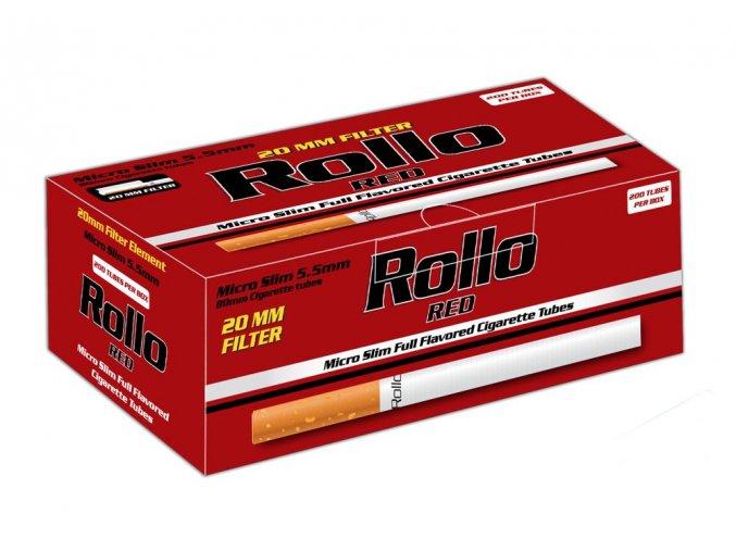 Rollo micro slim red 200ks 02
