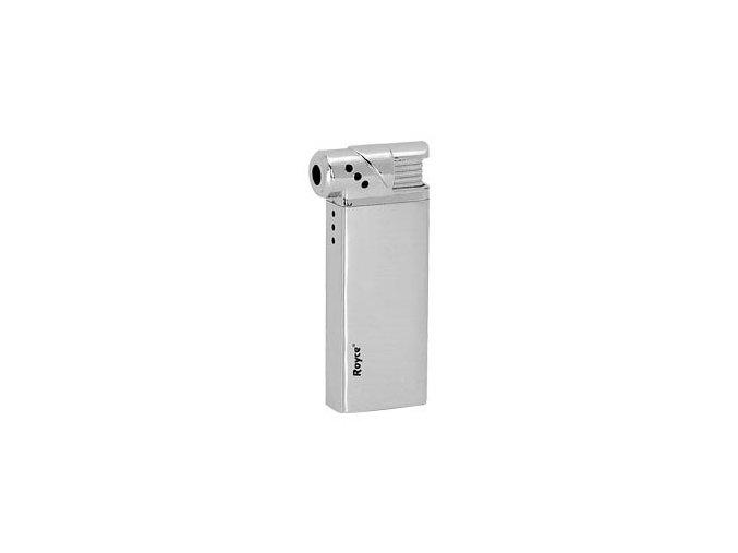 Dýmkový zapalovač Royce Chrom