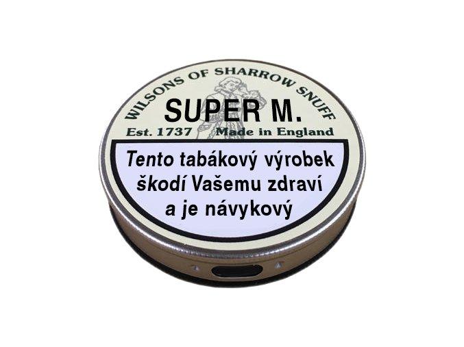 WILSONS OF SHARROW SUPER M. 5g