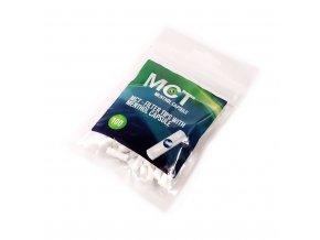 Práskací SLIM filtry MCT MENTHOL 6mm 100ks