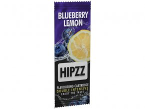 hipzz blueberry lemon aroma card 20er box