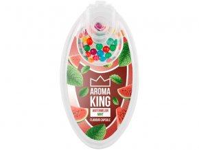 aromakugeln waterlemon mint wassermelone minze 1 packung mit 100 kugeln