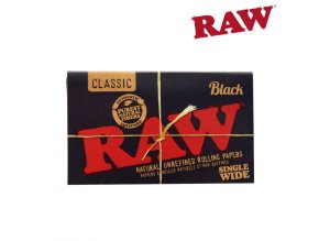 RAW BLACK SW DBL CA WEB1