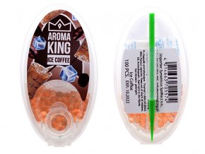 Aroma King Kapsle - Ledová káva 100ks