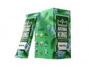 AROMA KING MENTHOL - ochucená karta