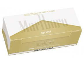 Dutinky EXTRA MARLBORO GOLD 250 (QUALITY of GERMANY) - filtr 24mm!