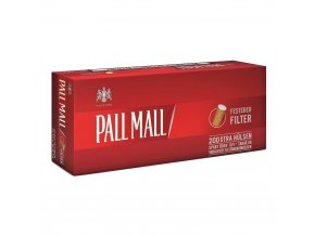 pall mall xtra red huelsen