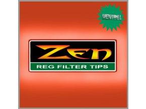 ZEN Regular Menthol Filters 200ks - 7,5mm