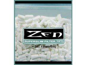 ZEN Super Slim Filters 200ks - 6,0mm