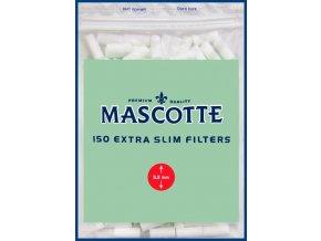 Extra Slim filtry MASCOTTE 150ks