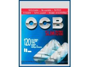 Slim filtry OCB 120ks