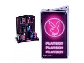 Zapalovač PLAYBOY NEON 01