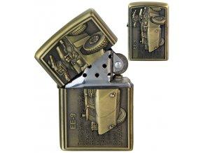 Benzínový zapalovač COMBAT ARMS II 02