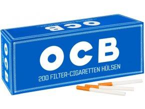 Dutinky OCB Hemp 200 (konopné dutinky)