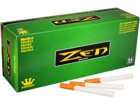 Dutinky ZEN Menthol 200 - filtr 17mm
