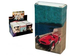 Koženkové pouzdro na měkké krabičky RETRO 09
