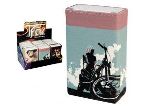 Koženkové pouzdro na měkké krabičky RETRO 11