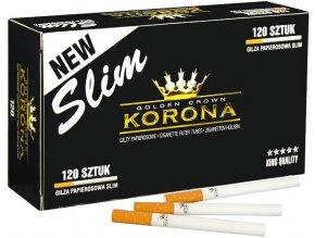 5x SLIM dutinky Korona 120 - filtr 18mm