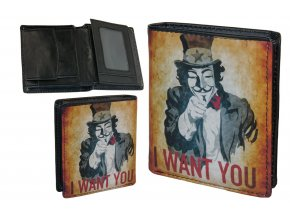 wallet retro style 084