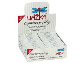 BOX (100x) Cigaretové papírky Vážka