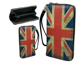 wallet retro single zipper 022