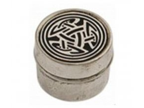 snuff metallic box celtic 011