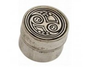 snuff metallic box celtic 013