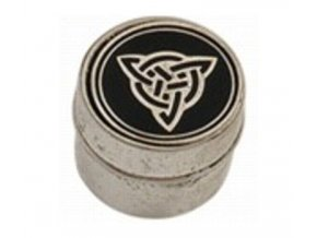 snuff metallic box celtic 014
