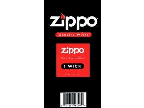 Zippo knoty