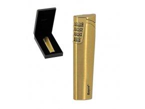 Dárkový zapalovač ROYCE GOLD