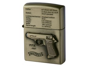 oil lighter gun walther 010
