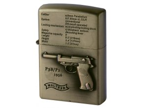 oil lighter gun walther 040