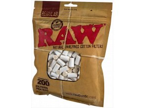 Regular filtry RAW 200ks