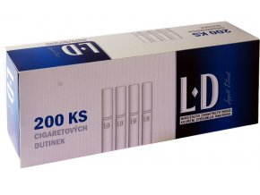 dutinky ld blue 200 03