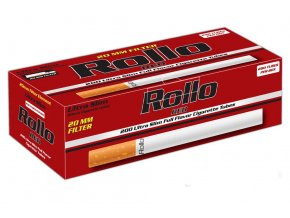 Rollo ultra slim red 02