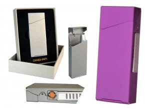 case alu slim usb violet 015