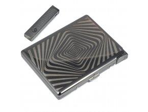 metal case lighter 041